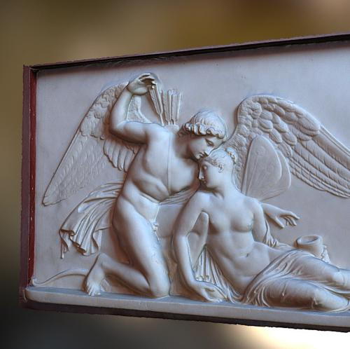Cupid revives Psyche preview image