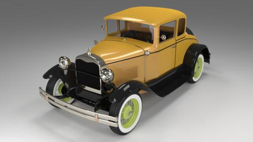 Ford Model A preview image