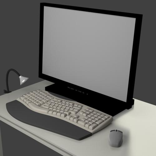 PC Workstation preview image