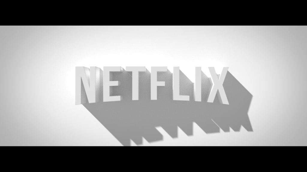 Template | Intro Netflix with sound  preview image 2
