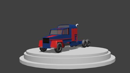 The truck preview image