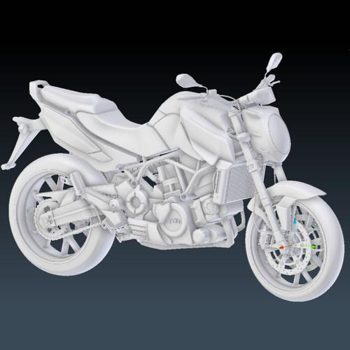 Aprilia 850 Mana Motorcycle preview image
