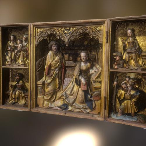 Small triptych preview image