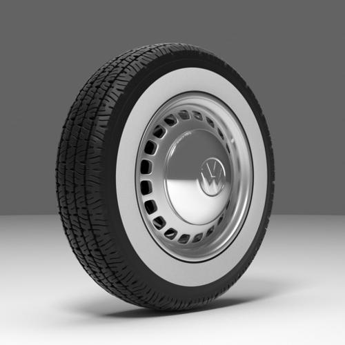 Tires & Wheels Pack preview image