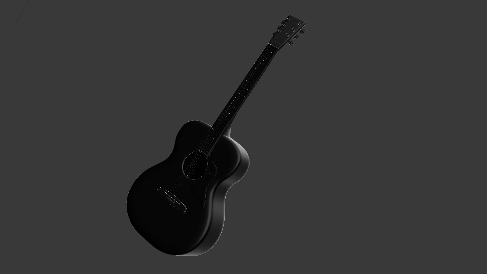 Acoustic Guitar preview image 4
