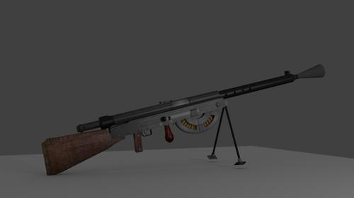 Chauchat m1915 Lebel Auto RIfle preview image