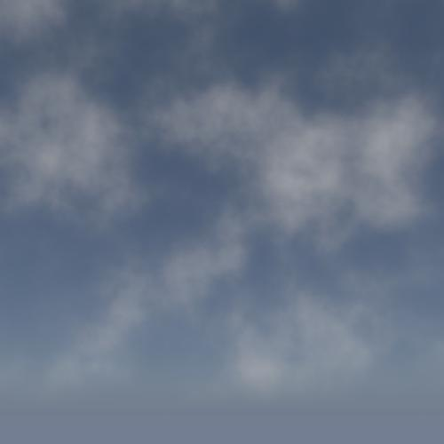 Animatable sky without external textures preview image