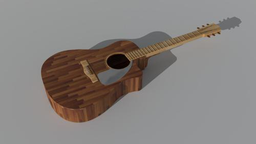 Guitar preview image