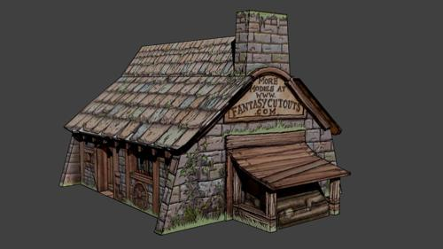 A Hovel by Leo Hartas preview image