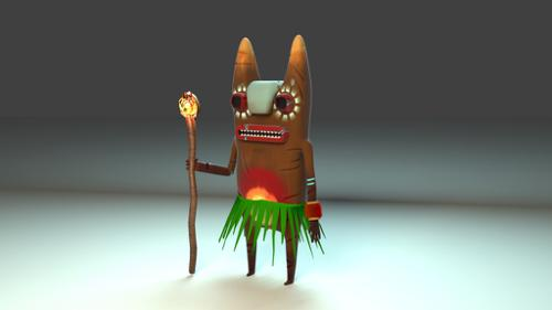 Tribal creature preview image