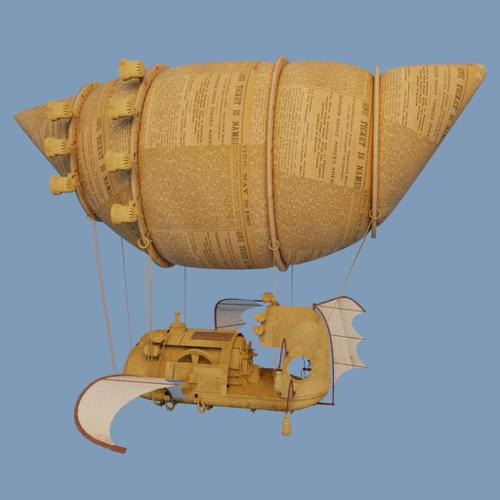 dirigible preview image