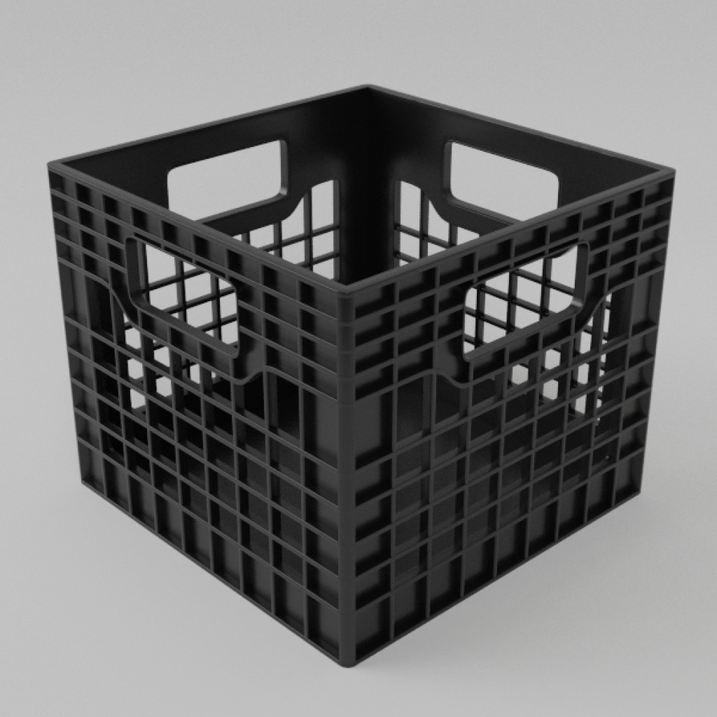 Storage Crate preview image 1
