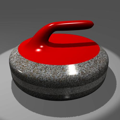 CURLING STONE preview image