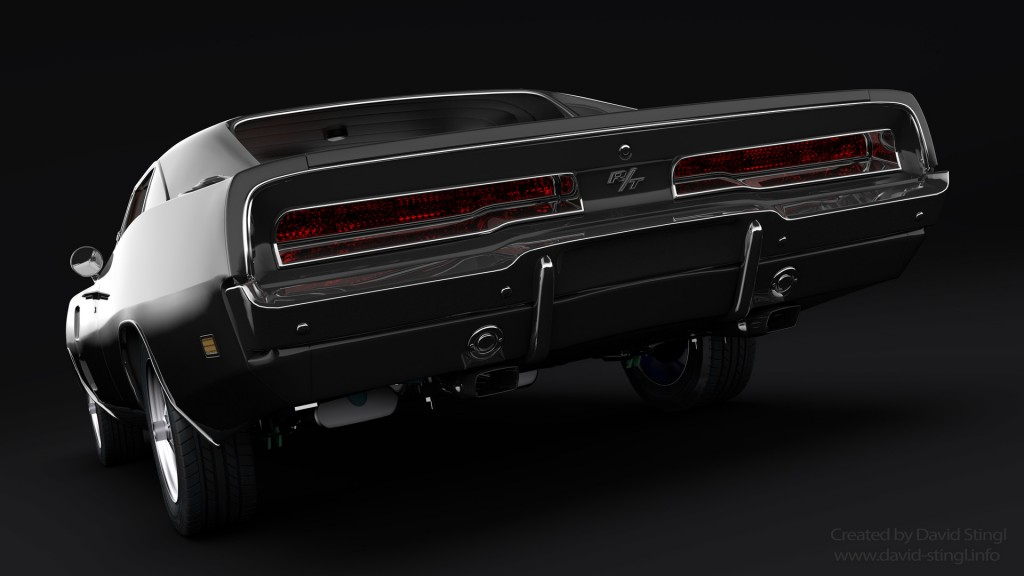 Dodge Charger R/T preview image 3