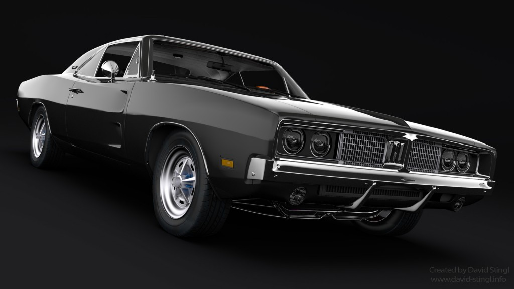 Dodge Charger R/T preview image 1