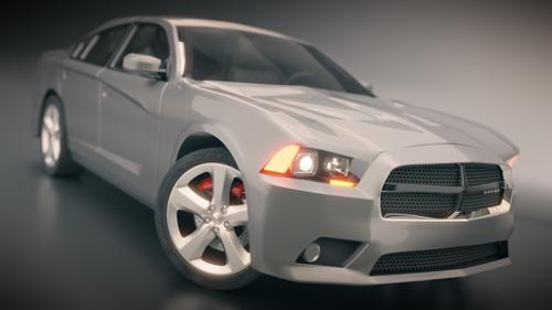 Dodge Charger 2011 preview image