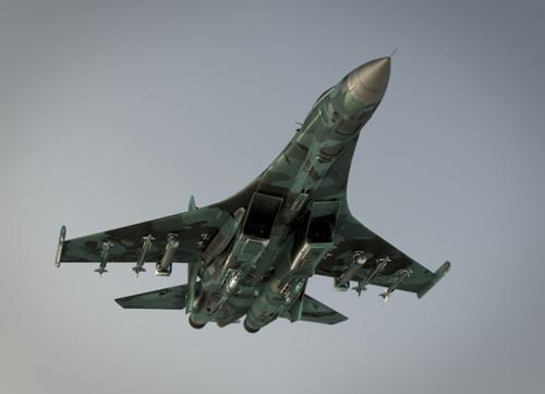 SU_27 FLANKER preview image