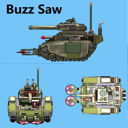 Buzz Saw preview image