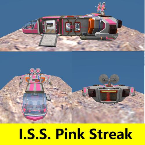 Pink Streak preview image