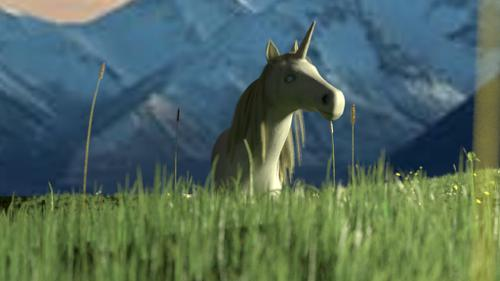 Unicorn, with landscape preview image
