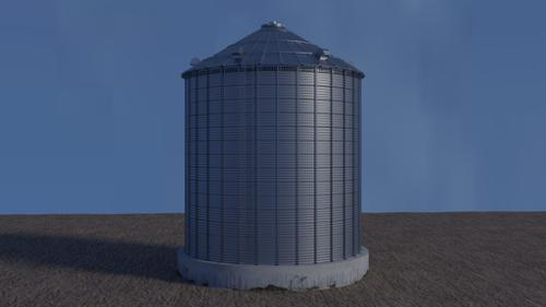 """THE ONE AND ONLY"" FARM BIN CORN STORAGE preview image"