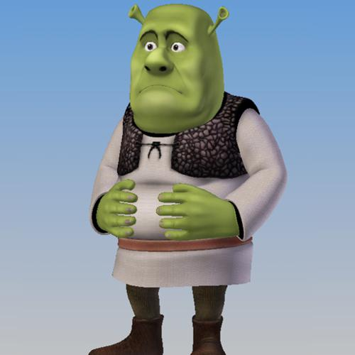 Shrek Animated preview image