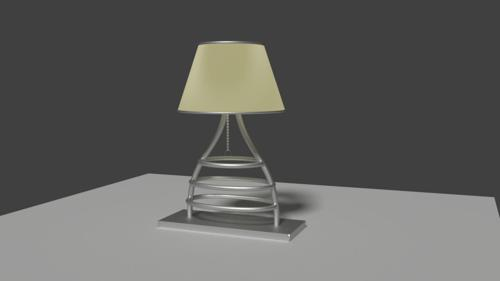 Modern lamp preview image