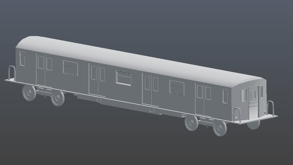 Train Car preview image 1