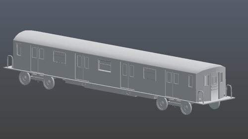 Train Car preview image