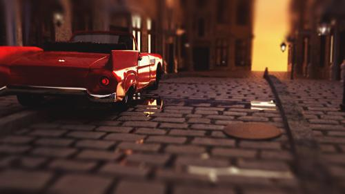 Street Cobblestone preview image