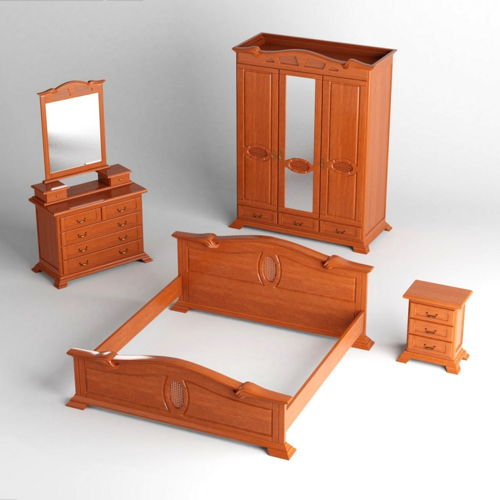 Bedroom furniture preview image 1