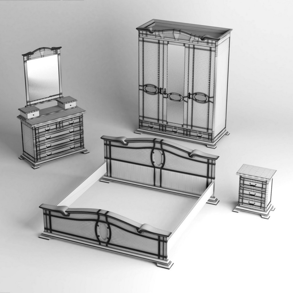 Bedroom furniture preview image 2