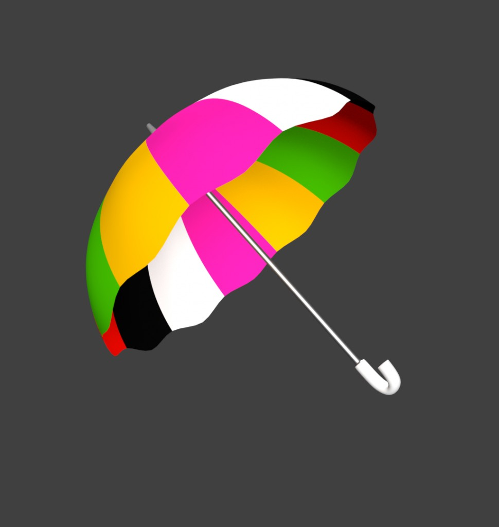 Colorful Umbrella preview image 2