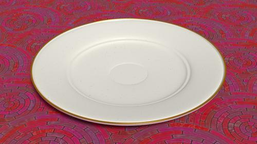 Chinese porcelain dinner plate preview image