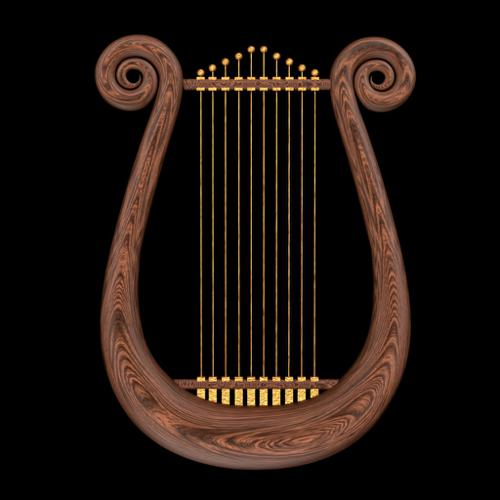 Greek Lyre preview image