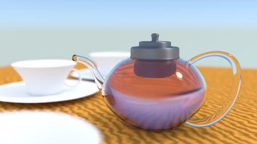 Tea Set preview image