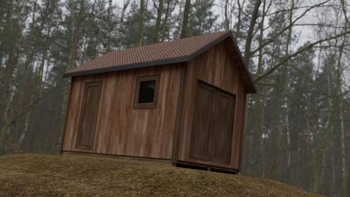 SHED DESIGN 16X10 FULL STRUCTURE preview image