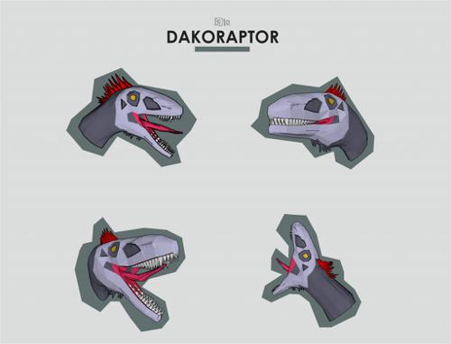 Dakoraptor preview image
