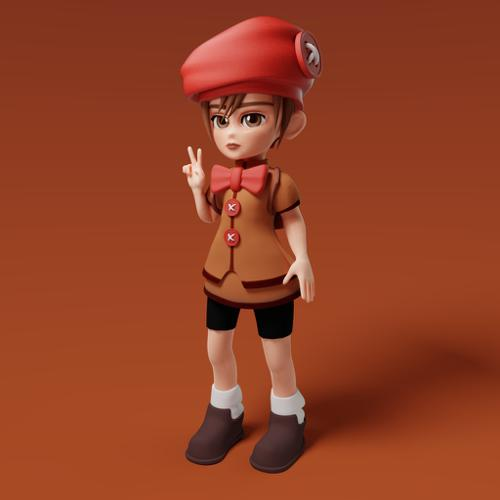 Tuff Girl preview image