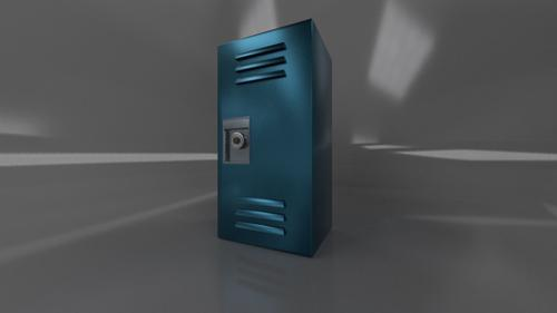 School Locker preview image