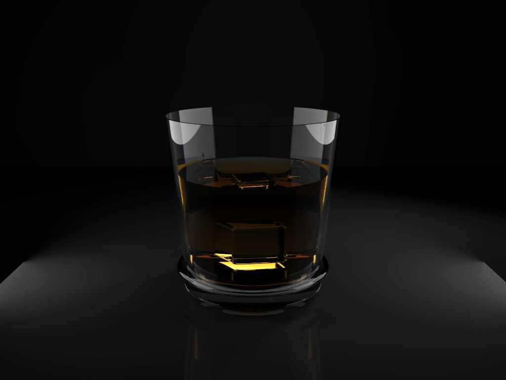 Whisky glass preview image 1