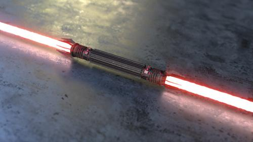 Sith Lightsaber - (Custom) preview image