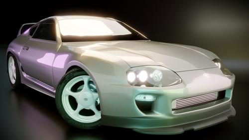 Toyota Supra 1995 preview image