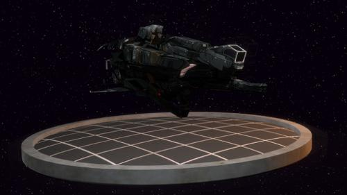 Talros Ship preview image