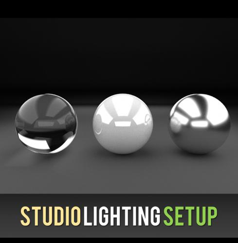 Studio Lighting Setup preview image