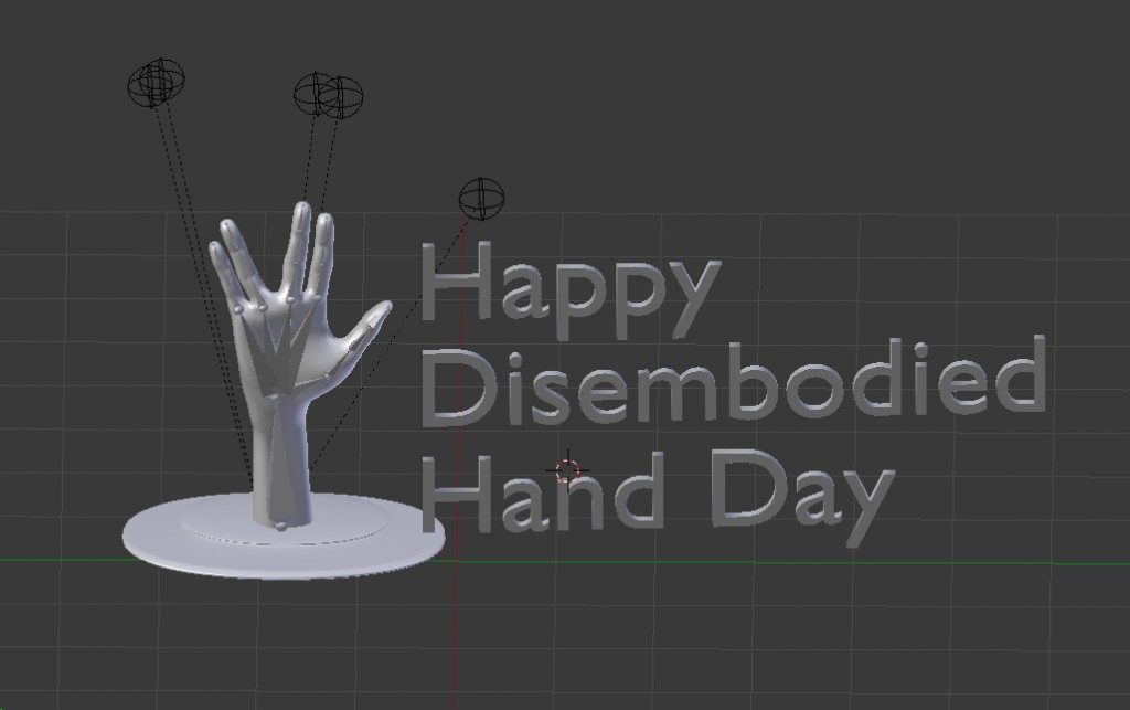 Disembodied Hand preview image 2