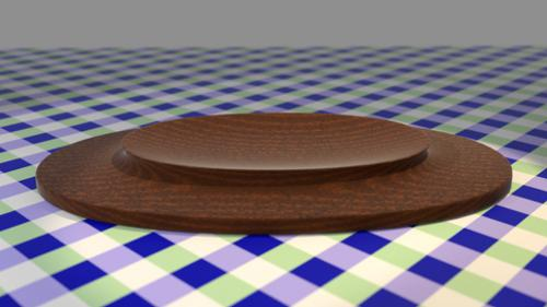 Catmull-Clark Demo and Wooden Bowl preview image