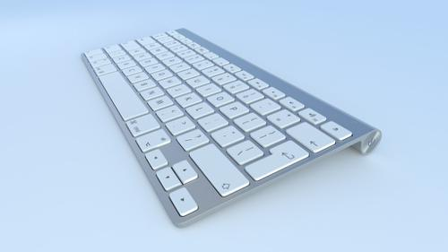 Apple wireless keyboard preview image