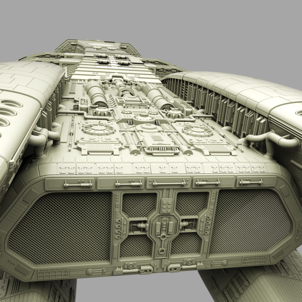 Galactica Maximus preview image 5