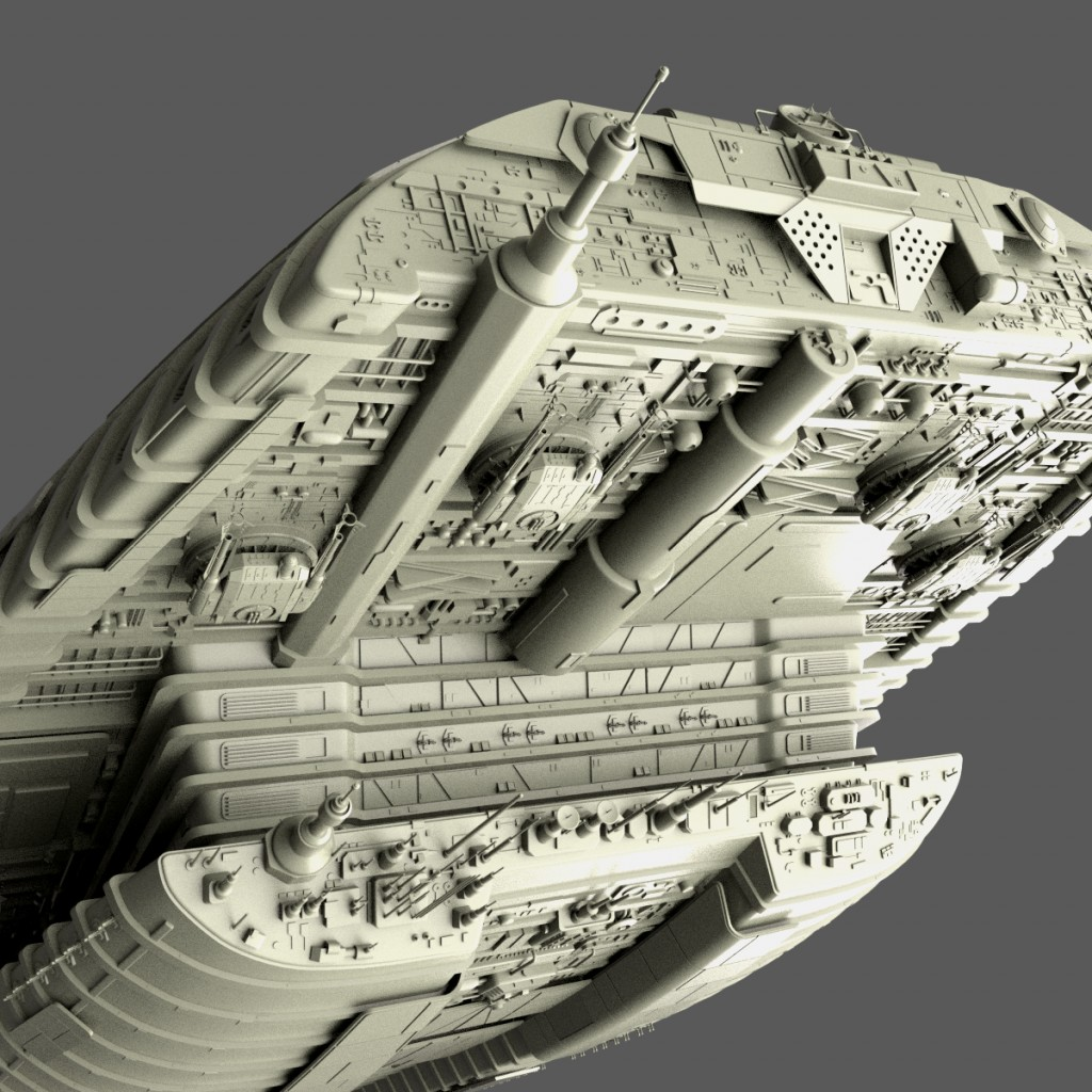 Galactica Maximus preview image 4